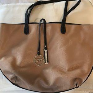 BCBG tote bag- reversible